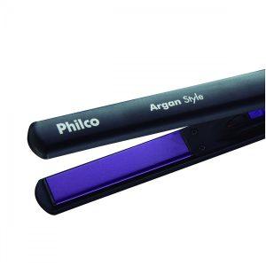 Prancha para cabelos Philco Argan Style