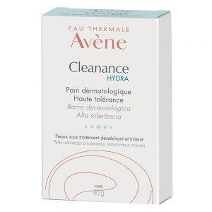 AVÈNE- Cleanance Sabonete em Barra Limpador Facial (80g)