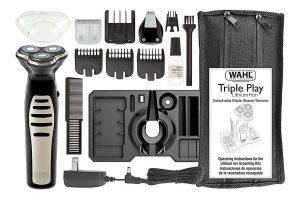 Barbeador elétrico Wahl Ion 3 em 1