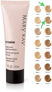 Base líquida Mary Kay