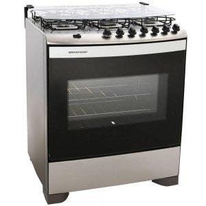 Brastemp Clean BFS6N fogão de 6 bocas