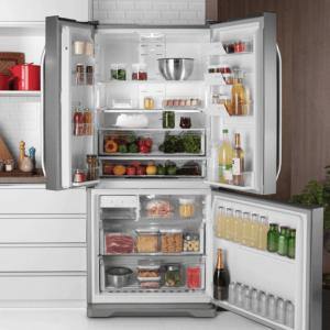 ELECTROLUX Refrigerador French Door 579L Inox