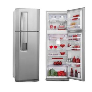 ELECTROLUX Refrigerador Frost Free 380L Inox