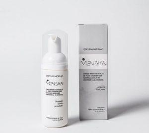 Espuma Micelar de Limpeza Facial - Men.Skin