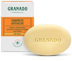 Granado Granaderma- Sabonete em Barra para Acne 90g