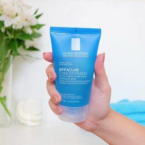 LA ROCHE POSAY- Effaclar Concentrado Gel de Limpeza Facial (100g)