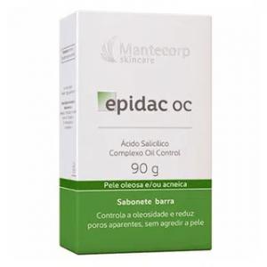 Sabonete em barra Epidac OC - Mantecorp Skincare
