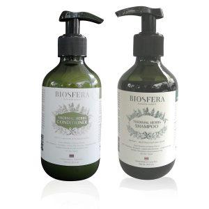 Shampoo Orgânico Lippia Alba - Herbia