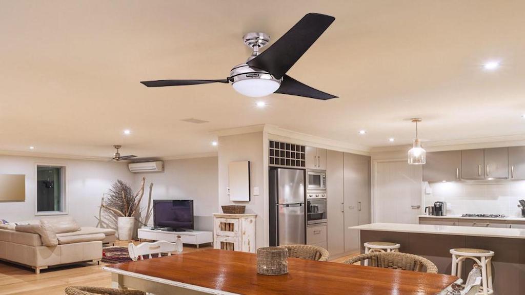 melhores ventiladores de teto