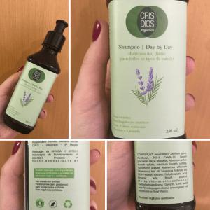 shampoo orgânico Cris Dios 250Ml