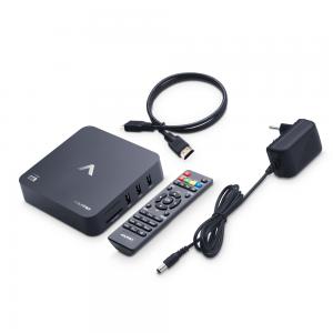 Aquário Smart TV Box 4K