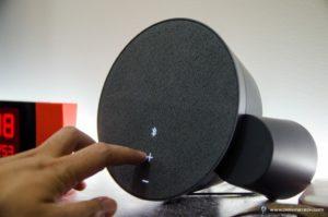 Caixa de som Logitech (Premium MX Sound)