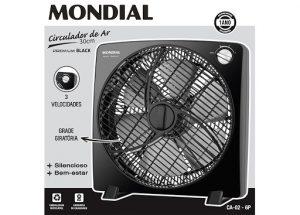 Circuladores de ar Mondial