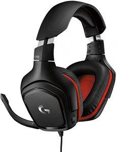Headsets para PS4 Logitech