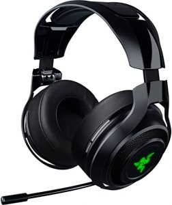 Headsets para PS4 Razer Man O'War