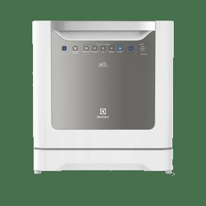 Lava Louças do Electrolux 8 Serviços Cinza