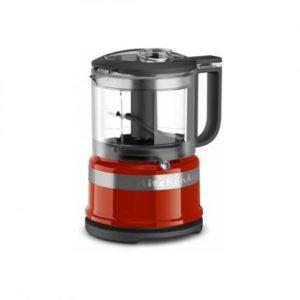 Mini processador de alimentos KitchenAid Empire Red