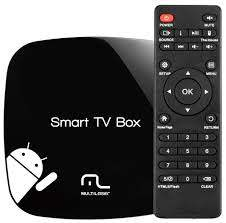 Smart TV Box Multilaser NB103