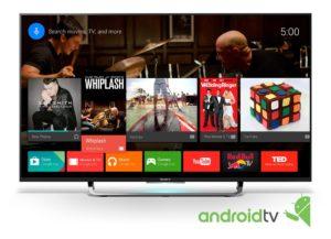 Sony (Smart TV 4K sistema Android)