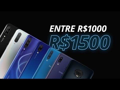 celular até R$ 1.500
