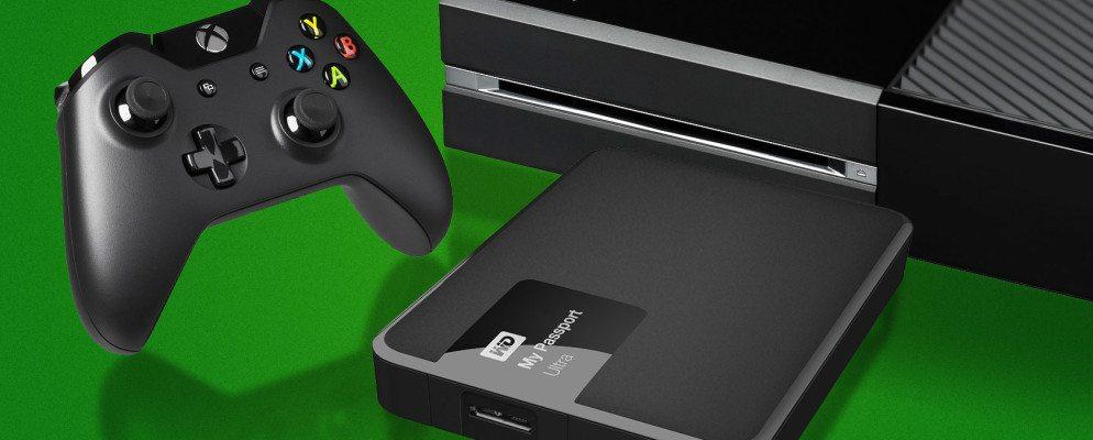 melhores HD externos para Xbox One