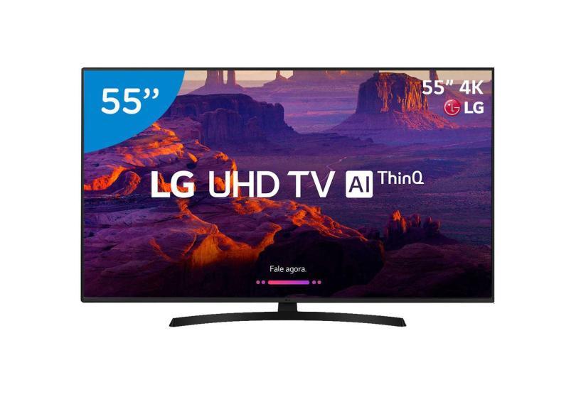 melhor Tv de 55 polegadas