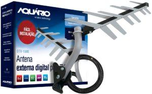 Antena Externa Aquario DTV-1500