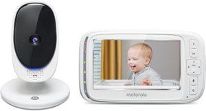 Babá Eletrônica Motorola Comfort50
