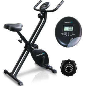 Bicicleta ergométrica PODIUMFIT X-BIKE 100