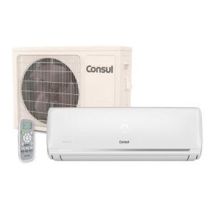 CONSUL - Ar-condicionado Split Inverter 9000 BTUs