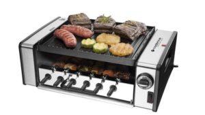 Churrasqueira Elétrica Cadence Automatic Grill GRL700