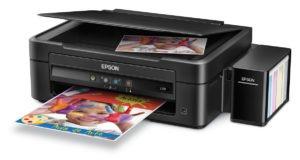 Epson (Impressora Multifuncional EcoTank L2220)