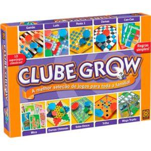 Jogo de tabuleiro Grow