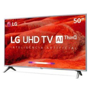 LG - TV Led 4K 50 Polegadas - UM7510PSB