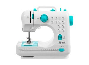 Máquina de Costura Portátil Multi Points Lenoxx