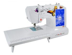 Máquina de Costura e Bordar Doméstica Sun Special SS-1500