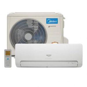 MIDEA – Ar-condicionado Split Springer Midea Inverter 9000 BTUs