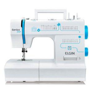 Maquina de Costura Genius Plus Elgin