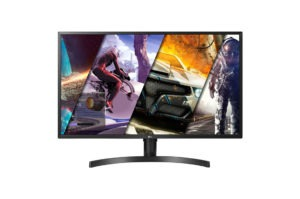 """Monitor 4K LG 31, 5"""" VA UltraHD 4K 32UK550"""