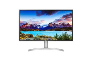 Monitor LG LED 32´ Widescreen UHD 4K 32UL750-W