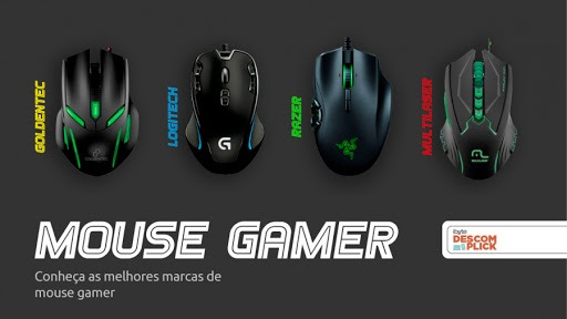 Mouses Gamers