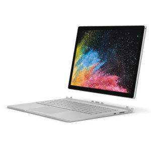 Notebook 2 em 1 Microsoft Surface Book 2
