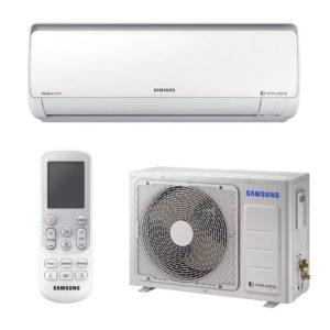SAMSUNG - Ar-condicionado Split Digital Inverter 8-Polos 9000 BTUs