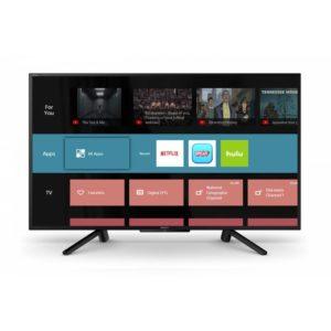 Sony - TV Led Full HD 50 Polegadas - W665F