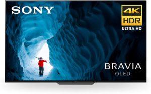 Sony - TV Oled 4K 55 Polegadas Bravia XBR A8F - XBR-55A8F