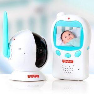 babá eletrônica Fisher Price