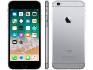 iPhone 6S Plus Cinza Espacial 32 GB