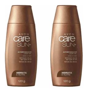 Autobronzeador Care Sun+ AVON