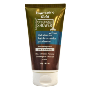 Autobronzeador Force Bronze Shower BIOMARINE