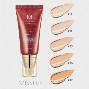 BB Cream Perfect Cover MISSHA